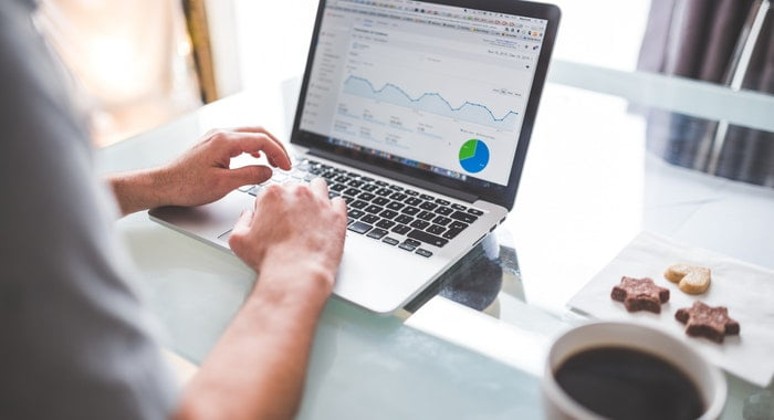 Google Analytics formular de contact