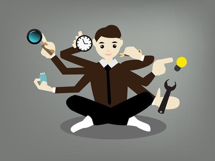 Evita Multitasking-ul