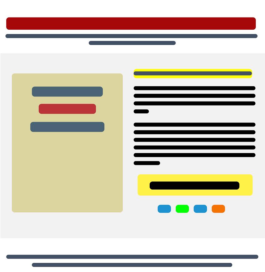Pagina produse si servicii
