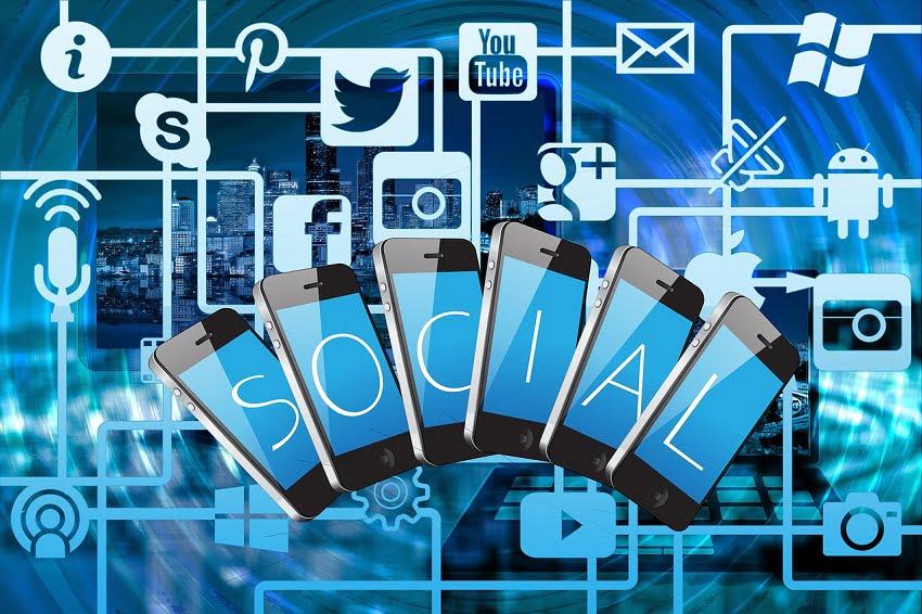 Legatura cu retelele de socializare