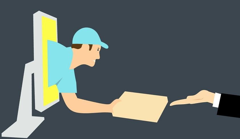 Modalitatile de livrare - site de vanzari online