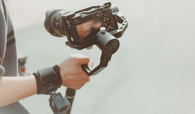 content marketing video dslr