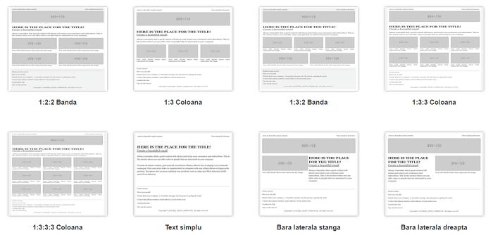 template email marketing sendmachine