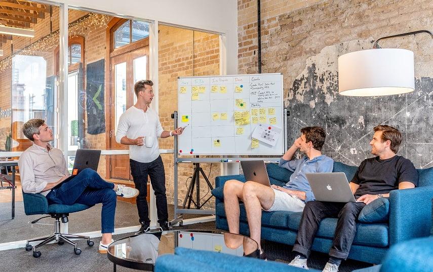 content marketing in B2B afaceri creare continut