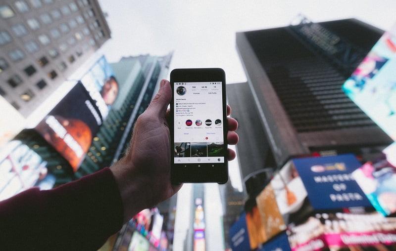 instagram interactiune in retele sociale