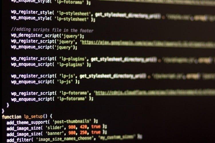 wordpress cod sursa