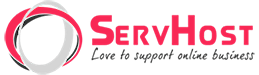 Logo - servhost